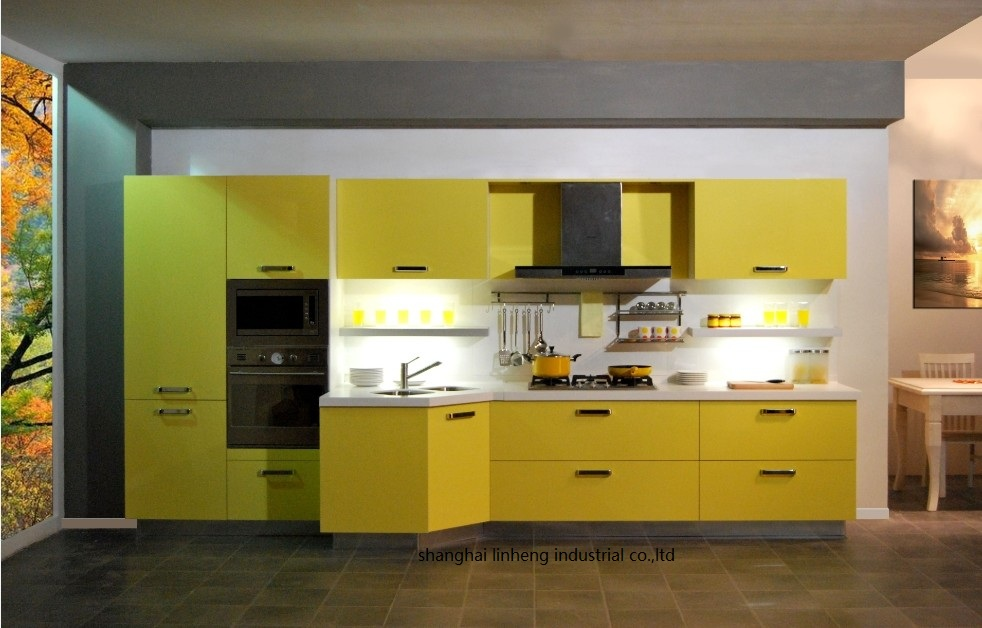 High gloss/lacquer kitchen cabinet mordern(LH-LA041) high gloss lacquer kitchen cabinet mordern lh la095