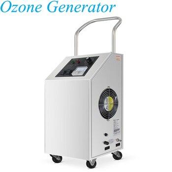 5 gr/std Haushalt Ozon Generator Hotel Sterilisation Und Desodorierung Maschine Auto Desinfektor CE zertifiziert FL-805Y