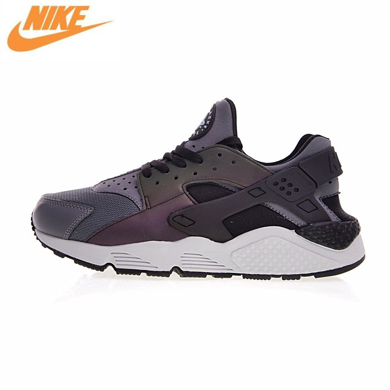 Nike Air Huarache Men Running Shoes,Original New Arrival Men Outdoor Sports Sneakers Trainers Shoes,Black 704830-007