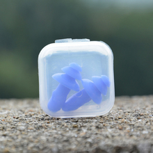 Silicone Waterproof Earplugs for Sleeping