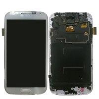 SzHAIyu 테스트 좋은 작업 LCD 디스플레이 + 터치 스크린 삼성 갤럭시 S4 GT-I9505 I9500 i337 i545 LCD 디지