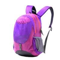 Hewolf 18L Waterproof Nylon Hiking Backpack Outdoor Sports Bag Rucksack Mountaineering Bag Kids Travel Bags Backpack