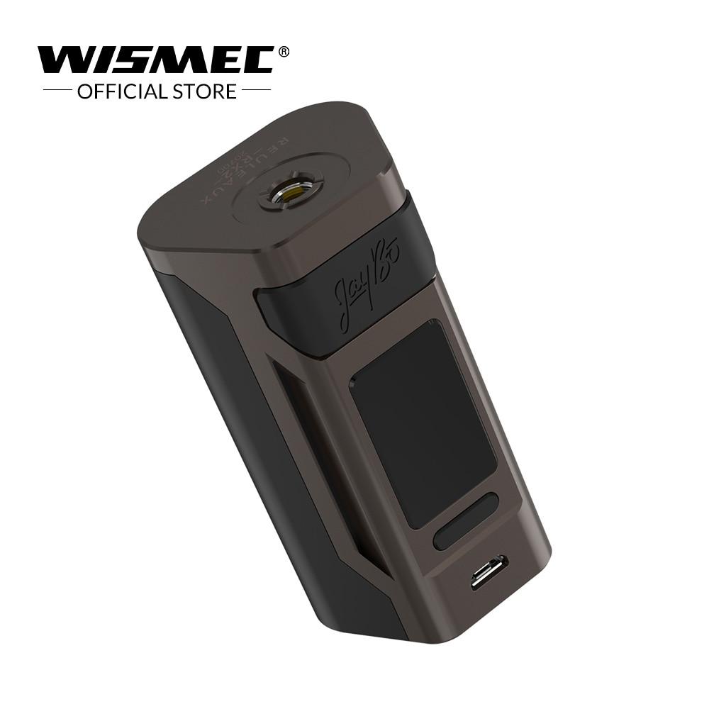 [Entrepôt USA] Original Wismec Reuleaux RX2 20700 Mod 1.3 pouces affichage RX Mod boîte 200 w cigarette électronique vape mod boîte - 2