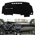 XUKEY FIT FOR 2006 2007 2008 2009 2010 2011 HONDA CIVIC DASHBOARD COVER DASHMAT DASH MAT PAD SUN SHADE DASH BOARD COVER CARPET