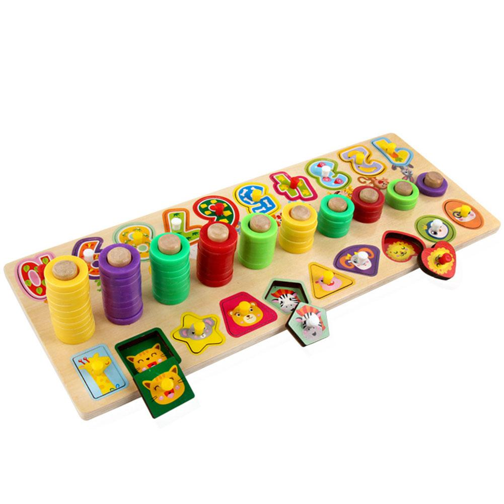 Numbers Building Blocks Toys For 1 2 Years Old Children