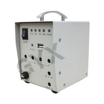 Home Solar Outdoor Lighting Supply Solar Panel Solar Light 12V40W Portable Solar Generator 2