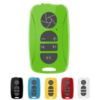Universal Bluetooth Multimedia Remote Music Control Camera Shutter For IOS And Android Smartphones HUAWEI IPhone Samsung