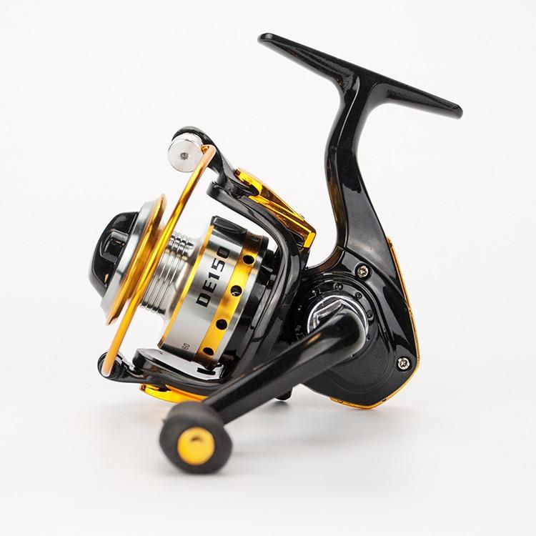 New 2016 DE150 MINI Small fishing <font><b>reels</b></font>,10BB,5.2:1,carretilha pesca,abu garcia,fly fishing,Ice Fishing,spinning <font><b>reel</b></font>,Metal