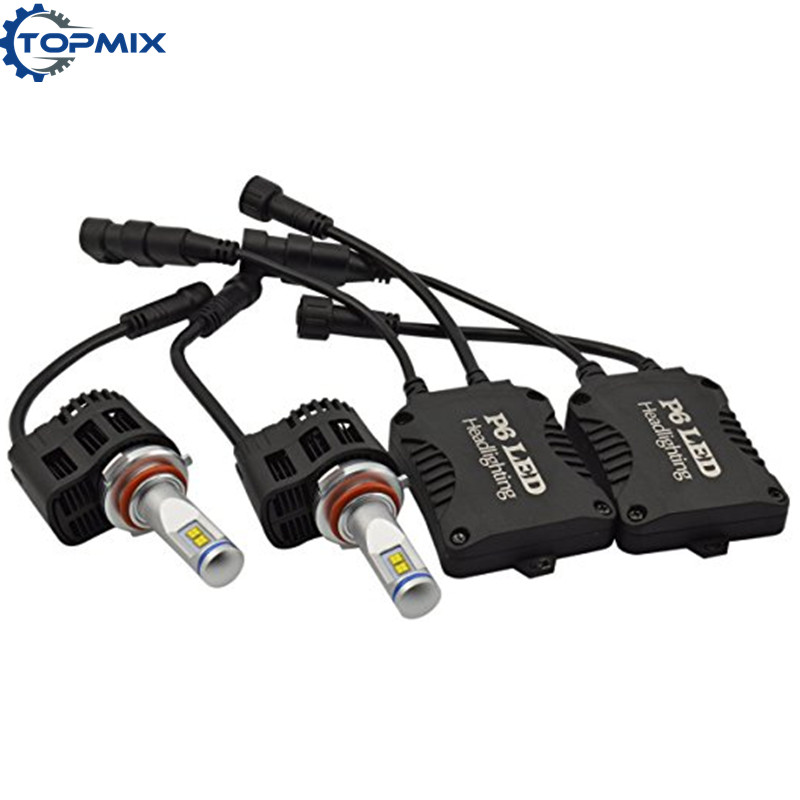110 W 55 W Automobile phare LED 9005 HB3 9006 HB4 5000 K 6000 K LED Phare De Voiture Canbus Sans Erreur