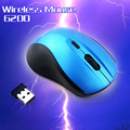 Portable Optical Lenovo Wireless Mouse USB Receiver RF 2.4G For Desktop & Laptop PC Computer Peripherals Accessories 6200