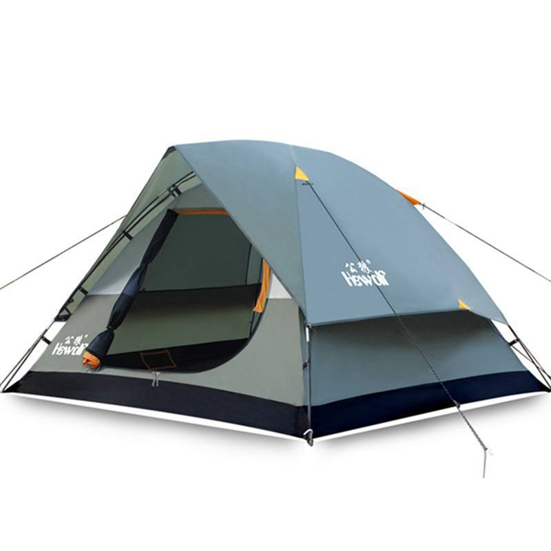 Top Brand Quality Double Layer 3 4 Person Rainproof