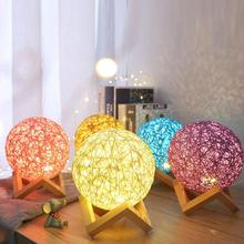 DZ T светодиодный хлопковый шар лампа декоративная модельная лампа Свадебная день рождения Ночная лампа