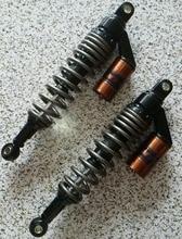 340mm 350mm 360mm 8mm evrensel amortisörler Honda/Yamaha/Suzuki/Kawasaki/kir bisikletleri/go kart/ATV/motosiklet ve dörtlü.