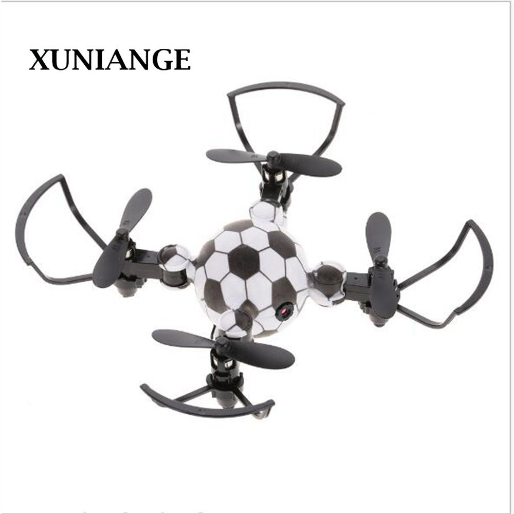 XUNIANG new watch football drone mini folding aerial camera remote control aircraft electric toyXUNIANG new watch football drone mini folding aerial camera remote control aircraft electric toy