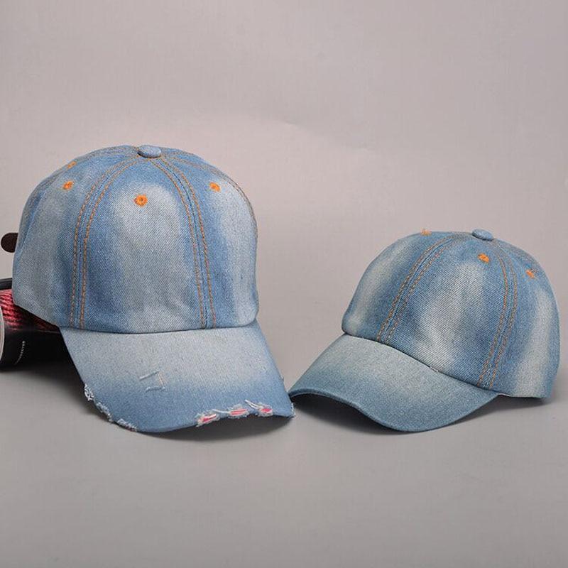 Composite Bats Unisex Parenting Casual Baseball Cap Denim Jeans