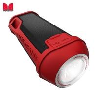 Monster Firecracker Bluetooth Speaker IPX5 Water Resistant High Definition Speaker Built in LED Light & Mic Pure Monster Sound
