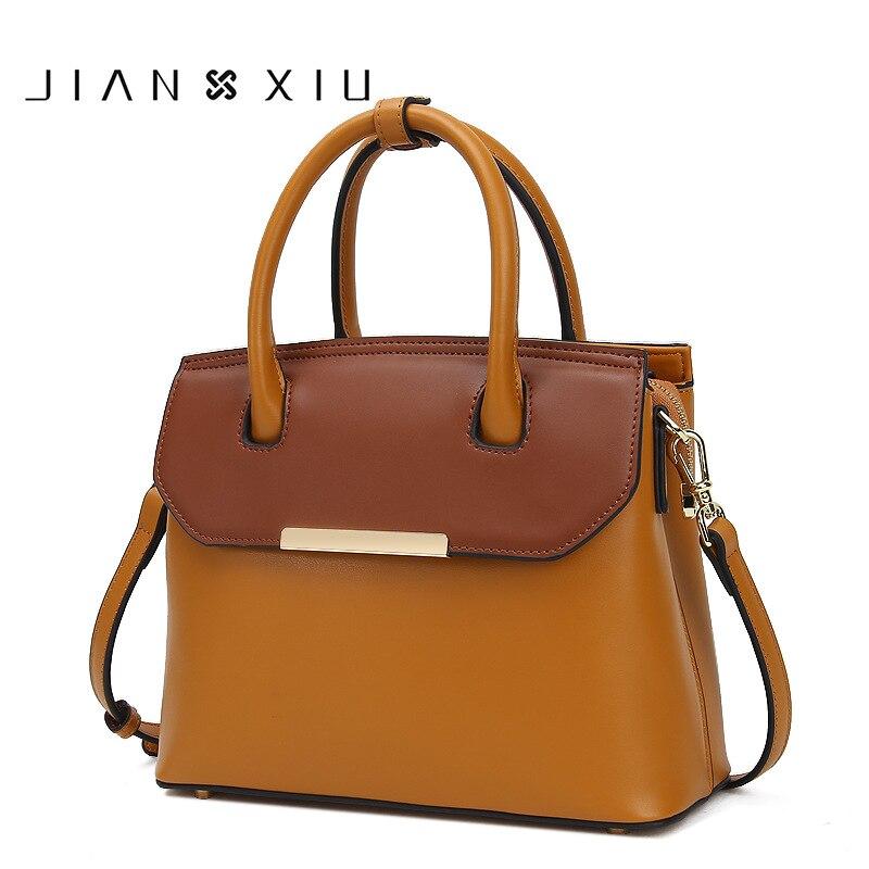 ba81aaa16a1b Jianxiu 2019 Ins Новый Популярный чехол пояса из натуральной кожи роскошные  сумки для женщин женская сумка Лоскутная шель