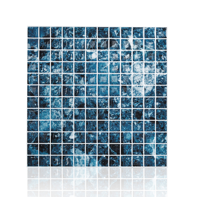 L And Stick Wall Tiles 10 X10 Mosaic Tile Adhesive Backsplash For Kitchen