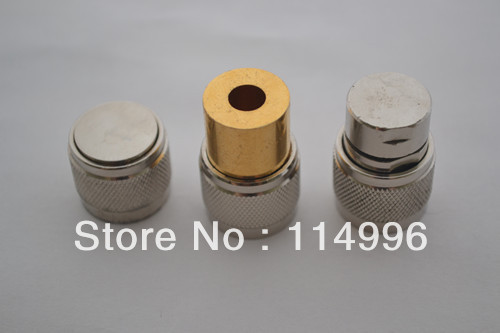 Free Shipping N-J N Type Male open + short + load circuiter adapter Military treaded coaxial adapter