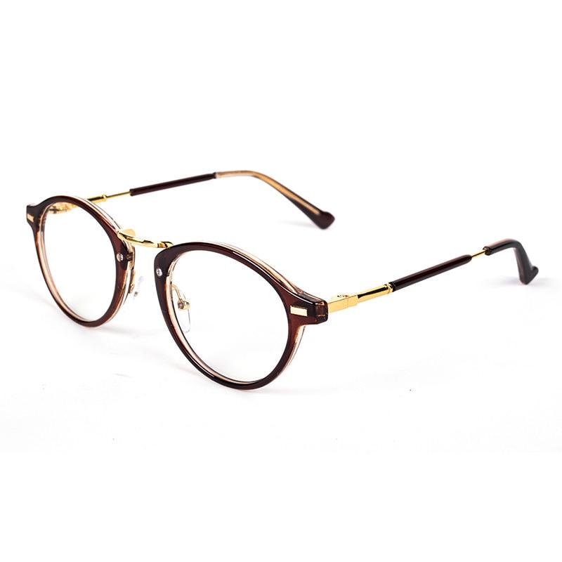 Ultra light TR90 Marco Redondo Gafas de Lectura Anti Reflejo de ...