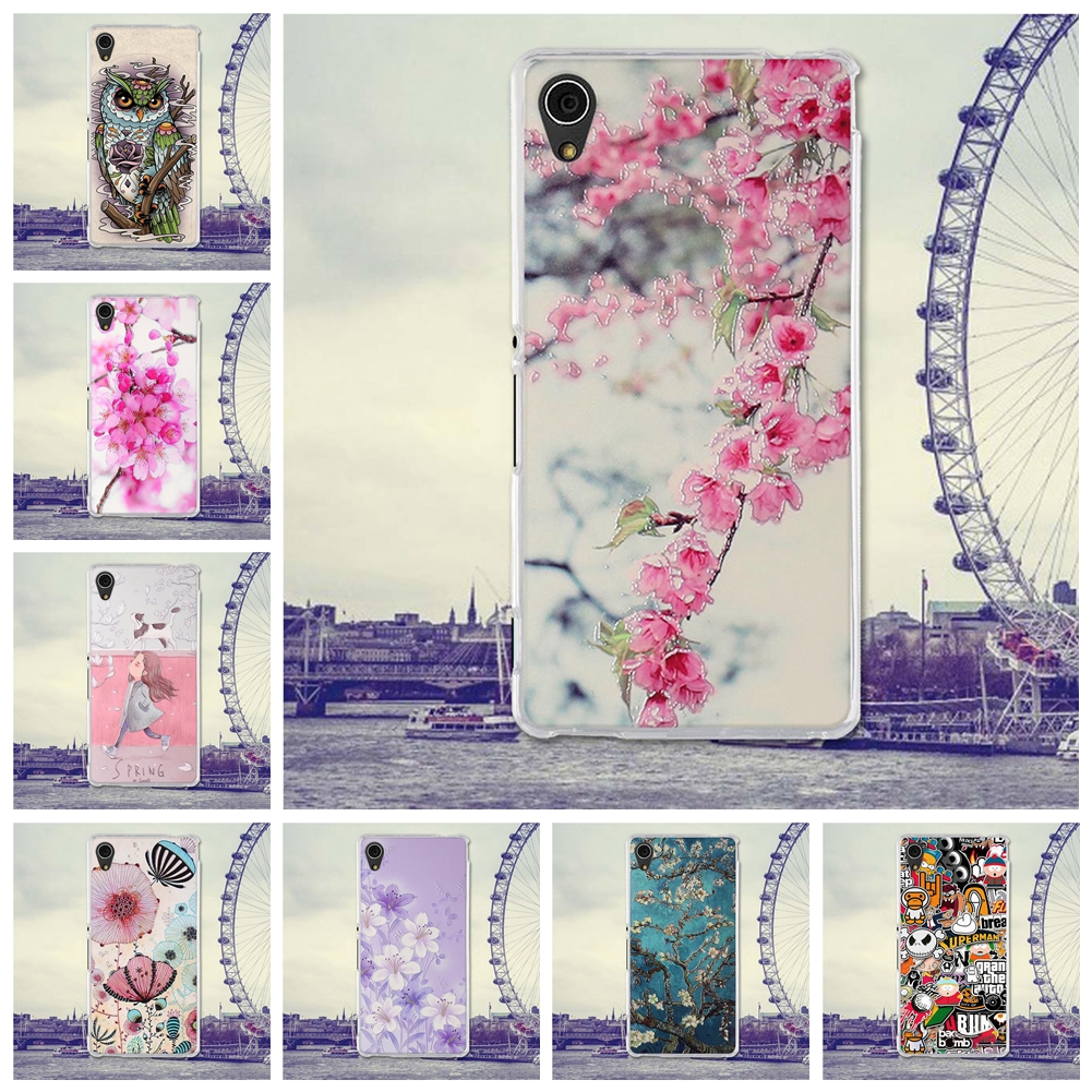 For Sony Xperia M4 Aqua Case Phone Cover for Sony Xperia M4Aqua Case for Xperia M4 Aqua E2303 E2333 E2353 Cover Silicone Squishy