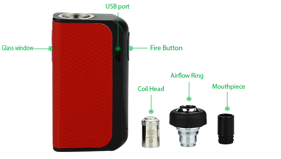 Joyetech eGo AIO Box Start Kit - 2100mAh 3