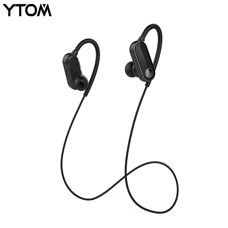Orignal CSR sweatproof Sport Bluetooth Headphones Wireless headset Stereo Earphone for iphone samsung huawei xiaomi earbuds magnetic switch bluetooth wireless sport earphone sweatproof stereo noise cancelling headset for huawei honor 6c 6x 6a v9