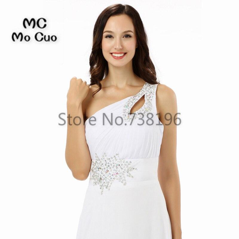 Aliexpress.com : Buy Wellbridal Evening Dresses One Shoulder Long ...