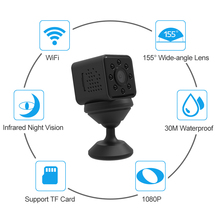 SQ23 HD WIFI mini Camera small cam 1080P video Sensor Night