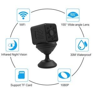 Image 2 - SQ23 HD Wifi Camera Mini Nhỏ Cam 1080P Video Cảm Biến Tầm Nhìn Ban Đêm Máy Quay Micro Camera DVR Máy Quay SQ 23