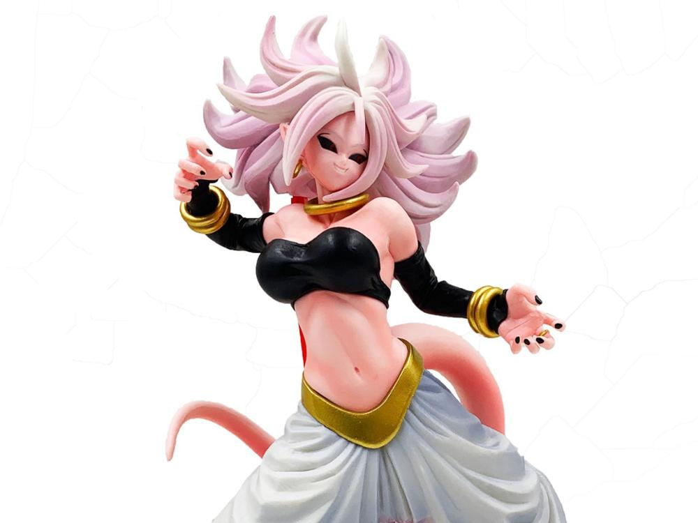 NEW Dragon Ball Z Android #21 Majin Buu Girl Action figure Toys PVC New in box