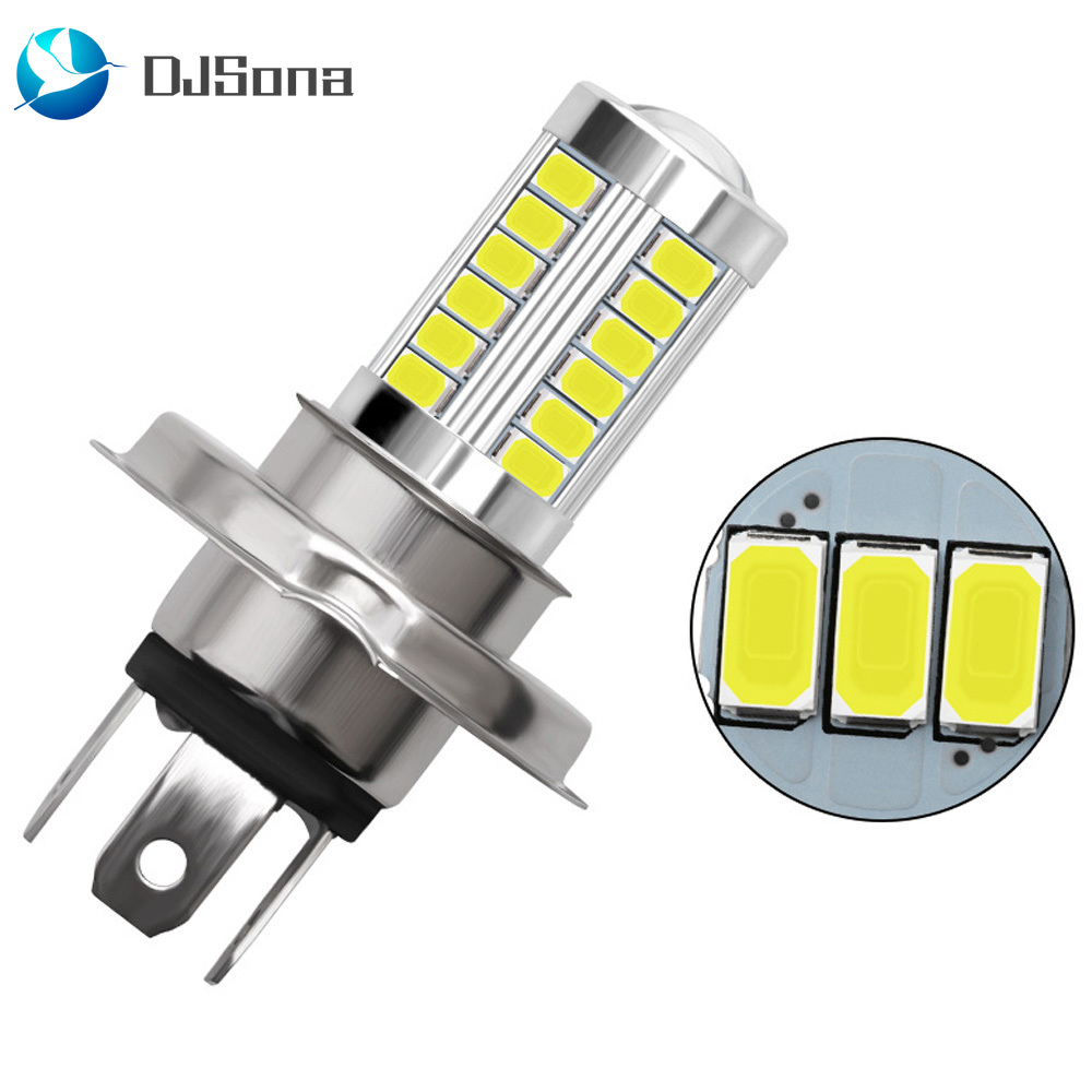 1pcs Car H7 LED Bulb H4 H11 H7 9006 9008 H8 Auto Car Headlight Bulb 12V 6000K White Driving Day Running Lamp Fog Lights
