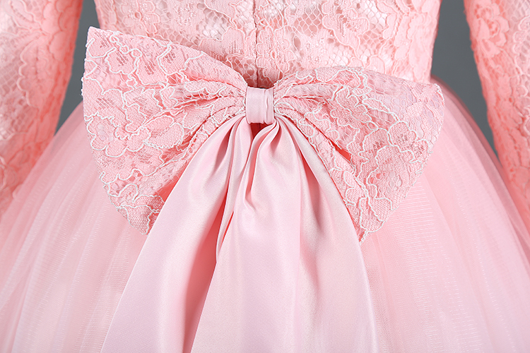 Promotion! baby girl baptism dress new designs kids clothes Lace 1 ...