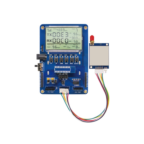 SV DEMO Board For Wireless RF Transceiver Module With MCU
