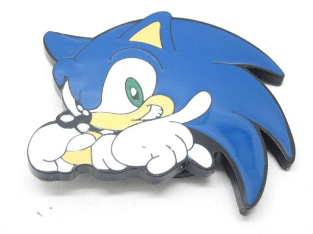 Sonic Belt Buckle