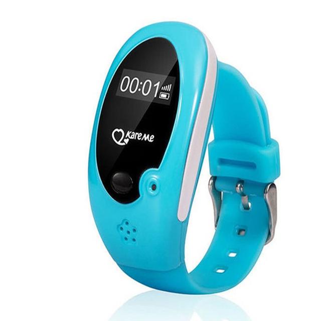 Criança rastreador gps smart watch relógio de pulso de emergência sos agps lbs localizador para kid idosos localizador anti-perdido do monitor dispositivo wearable