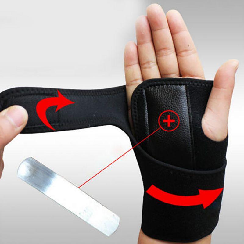 Details about Wrist Support Brace Tunnel Carpal Splint Arthritis Hand  Sprain Medical Palm Band
