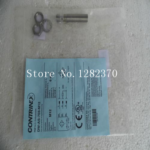 [SA] New original authentic special sales CONTRINEX sensor DW-AS-703-M12 spot [sa] new original authentic special sales time relay spot re7tm11bu