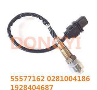 Uniwersalny O2 czujnik tlenu dla Vauxhall Opel Insignia nr części #0281004186 0 281 004 186
