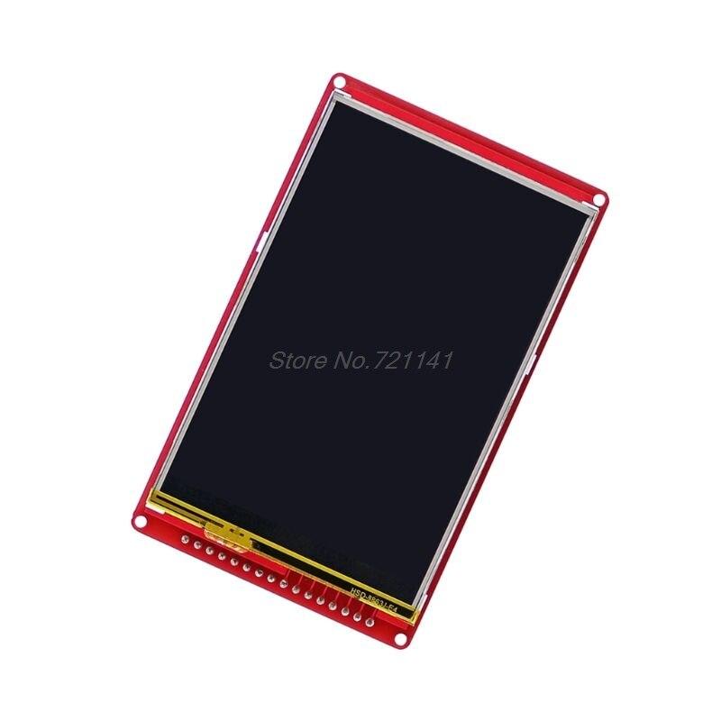 3,5 дюймов 480x320 TFT коммутационная плата модуль расширения lcd сенсорный экран 480x320 с стилусом для UNO R3 Nano Mega2560