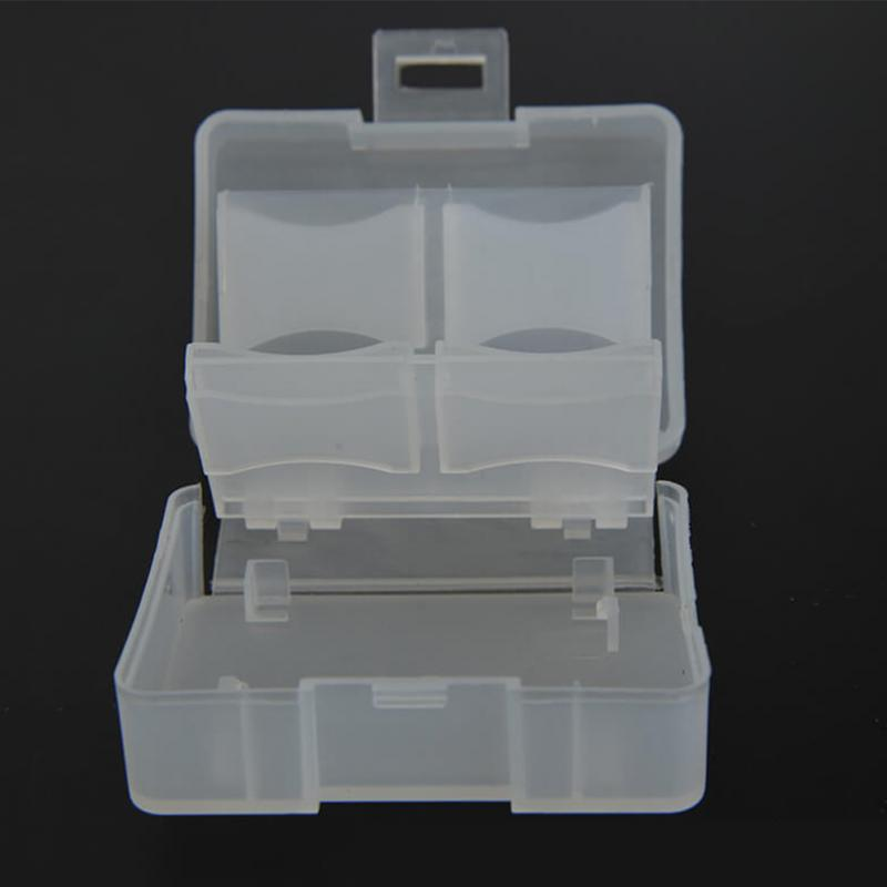 Durable Potable Card Case Carrying Memory 9 Slots Seal Pouch Micro SD CF Holder
