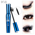 De alta calidad de maquillaje de ojos mascara colosal Ultra Curl 3D Rimel de Alargamiento Impermeable Que Se Encrespa Grueso Negro marca de maquiagem