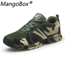 Fashion Lovers Canvas Shoes Camouflage Military Men Casual Autumn  Comfortable Breathable Camo Flats Mens Feminino Zapatos