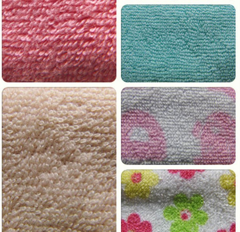 8Pcs/Lot Newborn Towels Soft & Comfortable