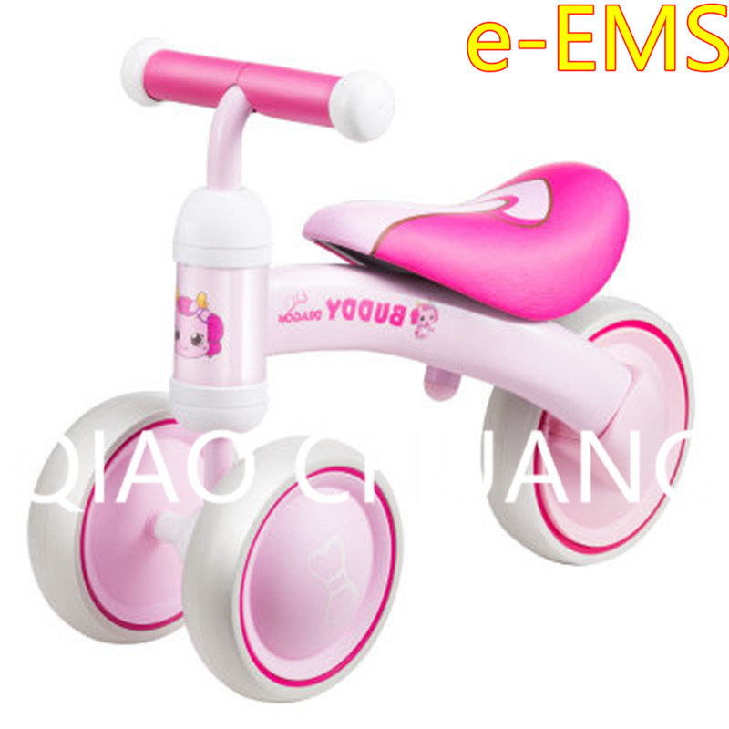 Exercise Your Babys Balance Three-round No Pedals First Bike Baby Walker Balance Bike Baby Swing Car Mute Wheel Scooter G1521Exercise Your Babys Balance Three-round No Pedals First Bike Baby Walker Balance Bike Baby Swing Car Mute Wheel Scooter G1521