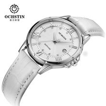 OCHSTIN Luxury Brand Rushed Ladies Watches Women Dress Date Wristwatches Reloj Mujer Clock Crystal Quartz-watch Montre Femme