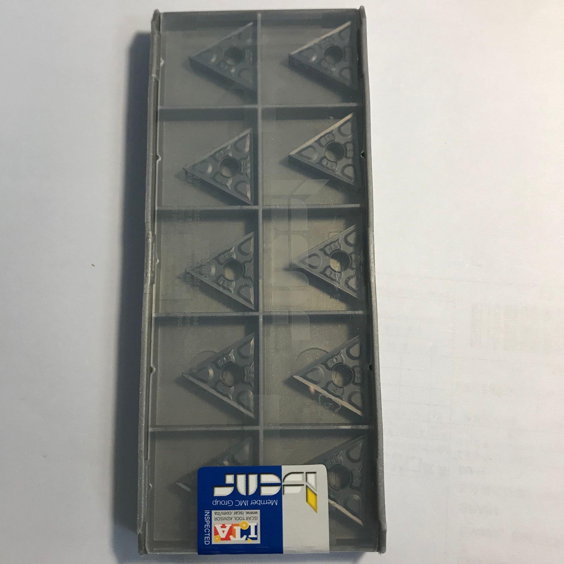 10Pcs ISCAR TNMG431-TF IC928 TNMG220404-TF IC928  carbide inserts