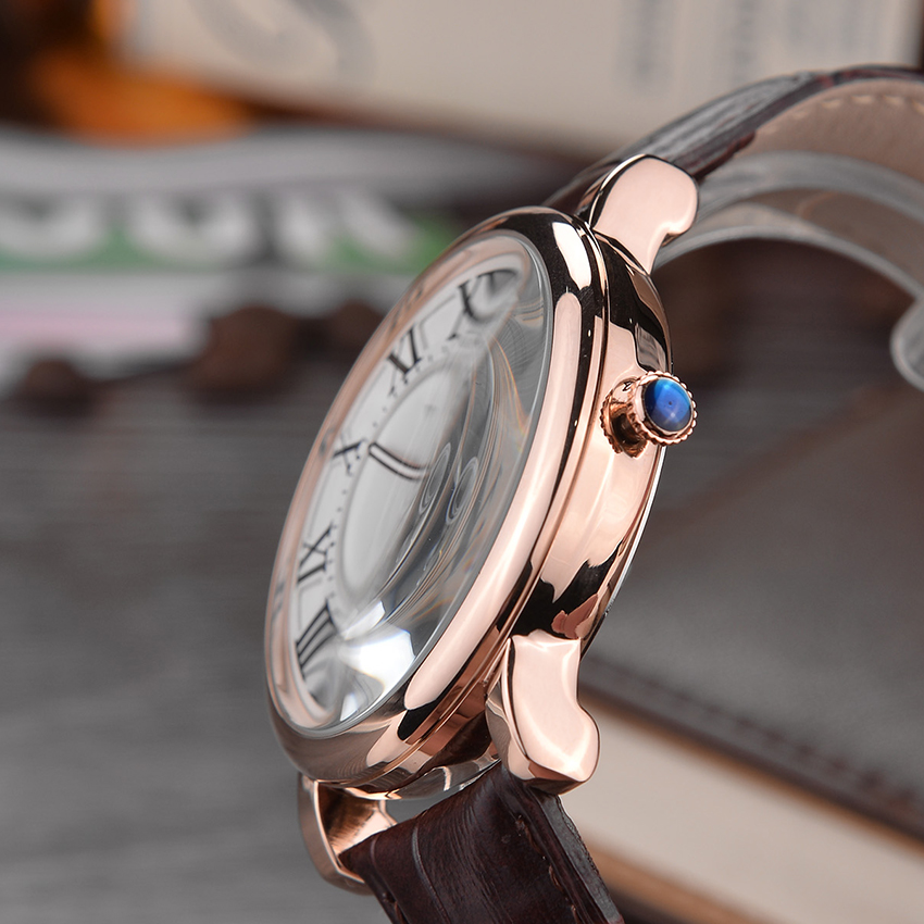 все цены на 2018 new luxury business waterproof stainless steel business watch quartz watch sport watch men casual watch онлайн