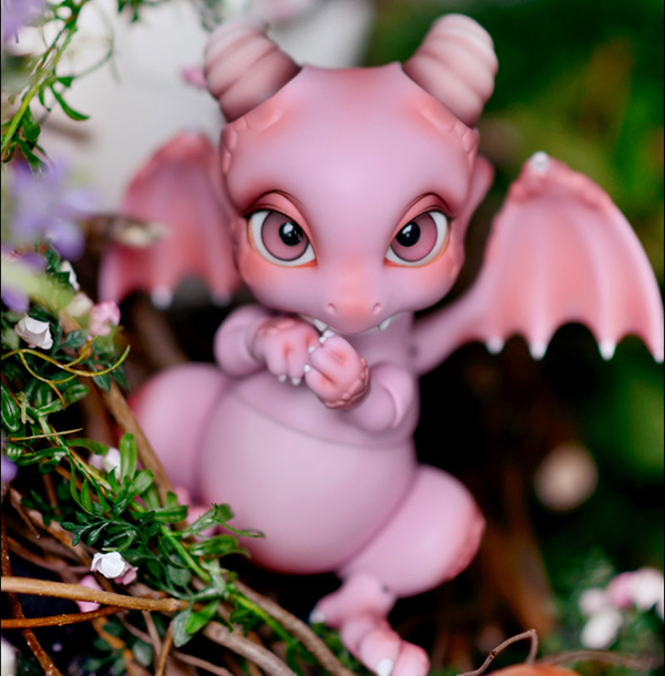 1/8 scale BJD pop BJD/SD cute pet Dragon Rot aileen Resin figure doll DIY Model Toys gift.Not included Clothes,shoes,wig 1 6 scale bjd lovely kid sweet cute boy crobi resin figure doll diy model toys not included clothes shoes wig