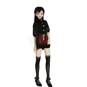 Image 5 - Dollmore mioA ตุ๊กตาใหม่ 1/3 เรซิ่นสาวของเล่นสำหรับสาววันเกิด Xmas ที่ดีที่สุดของขวัญตัวเลขตุ๊กตา BJD SD